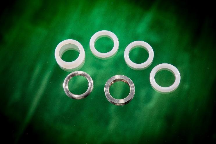 1:1 Fluid Section Repair Kit – 601006